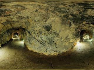 时光隧道全景