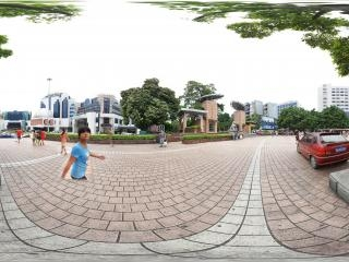 东莞人民公园全景