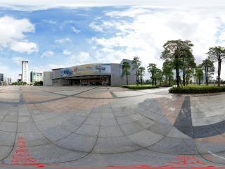 东莞市展览馆全景