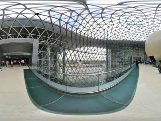 上海科技馆全景