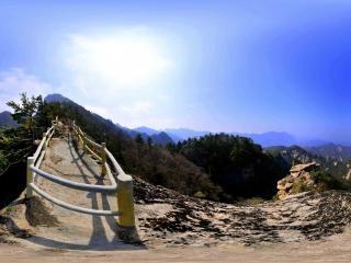 白云山虚拟旅游