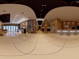 全景摄影应用—酒店大厅全景