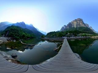 云台山虚拟旅游