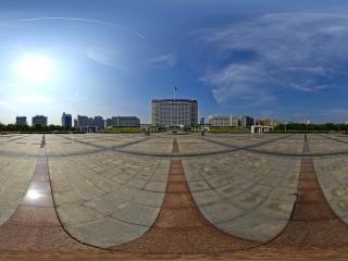 东莞市行政中心全景
