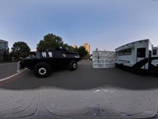 北京第16届国际科博会外景特型汽车