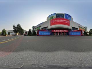 北京第16届国际科博会外景全景
