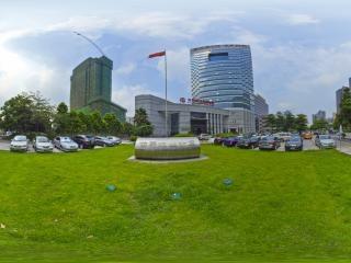 东莞—报业大厦全景