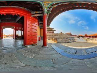 北京—故宫宫门之二