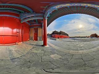 北京—故宫宫门之三