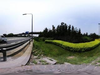 北京—东四环弘燕桥全景