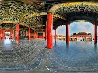 北京—故宫宫门之四