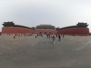 北京—故宫午门(二)全景