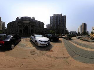 北京—北京帝景豪廷酒店(三)全景