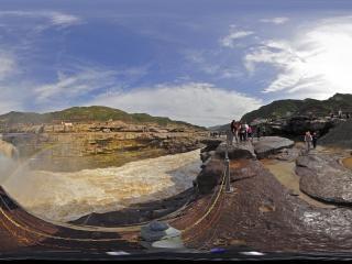 陕西—黄河壶口瀑布