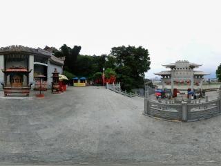 广西—梧州龙母庙(三)全景