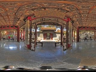 北京—故宫博物院古华轩