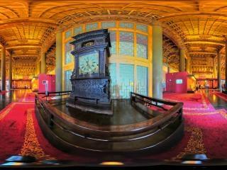 北京—故宫博物院古董钟表馆