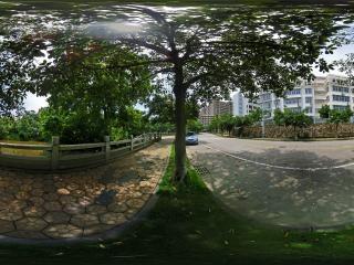 广西—梧州学院(四)全景