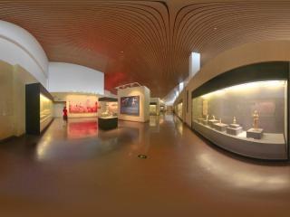 河南—洛阳市博物馆(二)全景