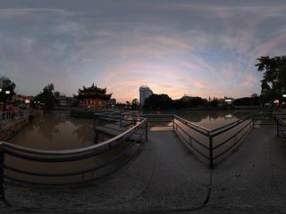 福建—泉州天后宫夜景