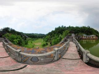 花山谜窟虚拟旅游