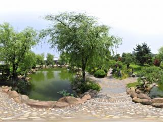 鲍家花园虚拟旅游