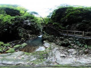 黑山谷虚拟旅游