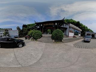 黄山九龙瀑虚拟旅游