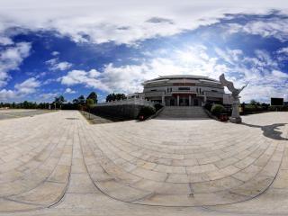 贵州—毕节百里杜鹃服务中心全景