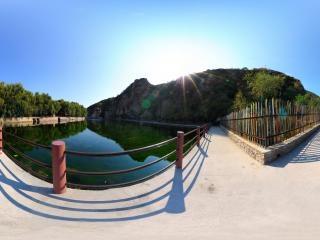 青龙峡水库
