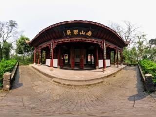 重庆—大足石刻南山翠屏