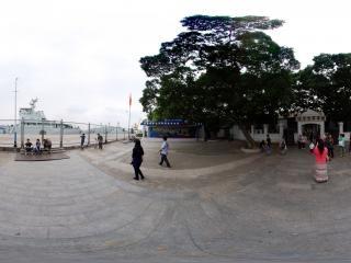 广东—广州黄埔军校旧址牌楼