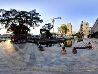 荔枝湾虚拟旅游