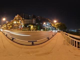 重庆—洪崖洞景区全景