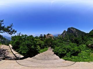 天门峰全景