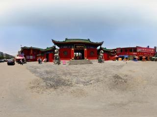 河南—大相国寺全景