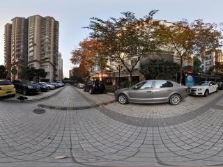 上海—静安新福康里全景