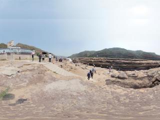 黄河壶口瀑布全景