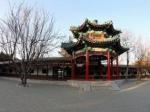 北京中山公园全景
