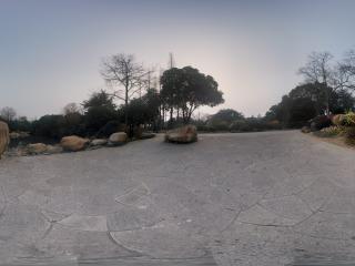 江苏—无锡梅园全景