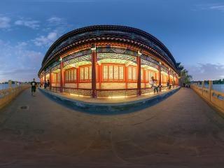 北京—北海公园全景