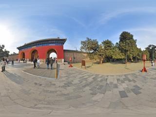 北京—天坛公园绿地(十四)全景