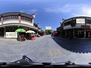 河南—周口徽商街全景