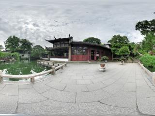江苏—苏州留园全景
