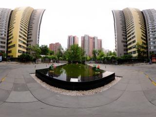 北京—光华路阳光100小区(七)全景