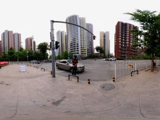 北京—光华路阳光100号小区(八)全景