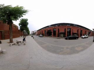 北京—北京竞园图片产业基地(三)全景