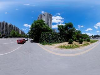 北京—北京双井街道办事处街景全景