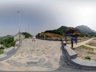 北京—房山河北镇语林小镇(一)全景