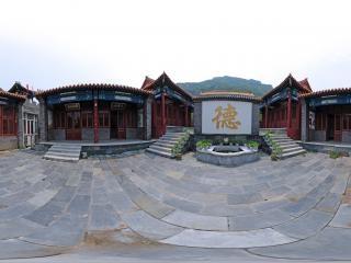 北京—北京房山河北镇全景